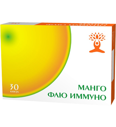Mango Flu Immuno - Number 1 for immunity