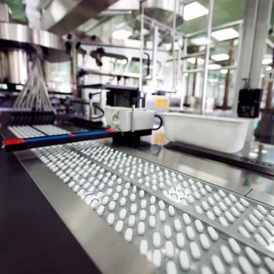 Pharmacor Production is one of the top companies for the contractual production of dietary supplements